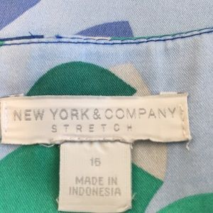 New York & Company Skirts - New York & Company stretch skirt. Size 16.